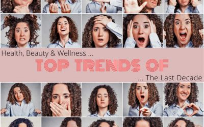Health, Beauty & Wellness Trends from the past