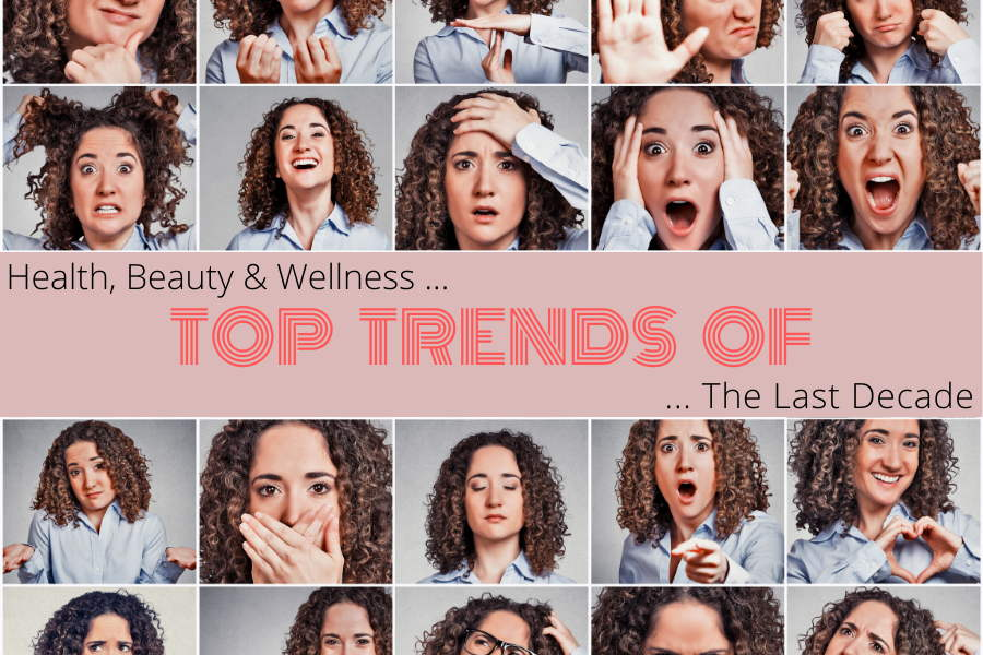Top 10 Health, Beauty and Wellness Trends from the last Decade